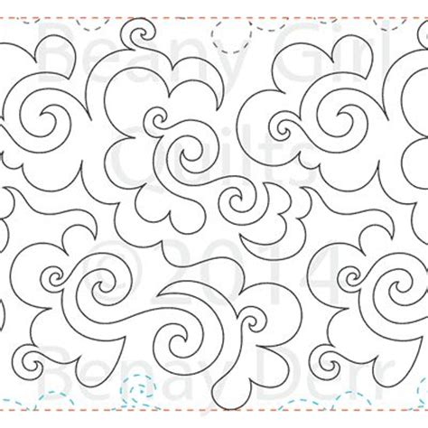 Free Continuous Line Quilting Patterns by Free Continuous Line Quilting Patterns 2017 2018 Best