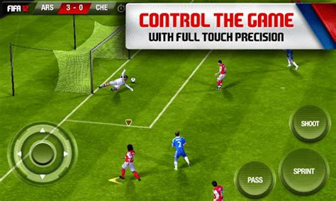 fifa apk fifa 12 by ea sports v1 3 97 apk data obb pro apk free az
