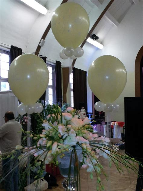 Deko Zur Hochzeit by Dekorationen Mit Luftballons Zur Er 246 Ffnung Ballondeko Zur