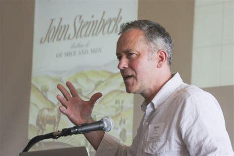 john steinbeck biography for students stanford professor leads john steinbeck revival stanford