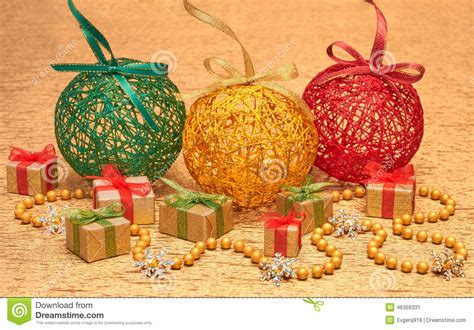 Handmade New Year Decorations - new year 2015 decoration handmade with golden