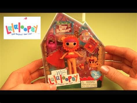 Mini Lalaloopsy Doll B Brave nick jr lalaloopsy b brave mini doll sew magical sew
