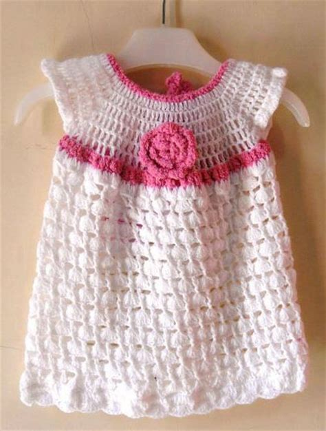 Baju Dress Rajut Putih baju rajut anak cewek putih baby shop malang