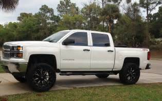 2014 chevy silverado crew cab 4x4 lifted sold the hull