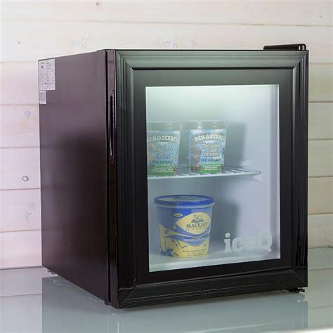 Small Glass Door Freezer Iceq 36 Litre Counter Top Glass Door Display Mini Freezer Table Top Freezers Freezers All