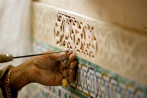 moroccan art history bringing the met into the 1300s