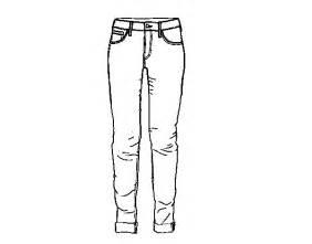 coloriage jeans pour colorier coloritou