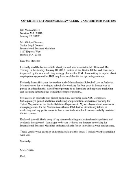 Mba Kindergarten League by Employment Cover Letter Template Wondercover Letter