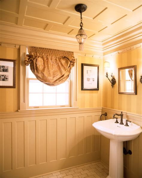 Bathroom Ceilings Ideas recessed panel wainscoting wainscot solutions inc