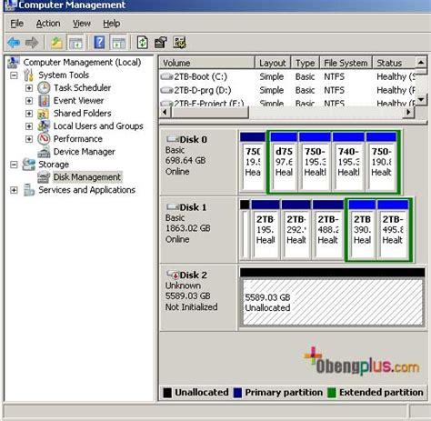 format 3tb hdd gpt install windows bisa boot dengan gpt disk harddisk 2tb