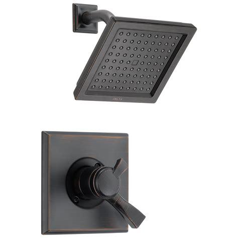 Delta Dryden Shower by Delta T17251 Rb Dryden Monitor R 17 Series Shower Trim Venetian Bronze Ebay