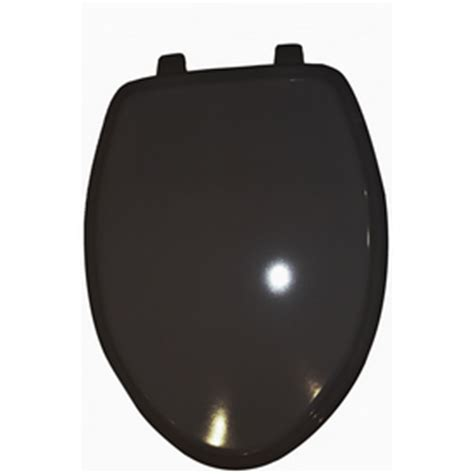 american standard square toilet seat replacement shop american standard elongated black town square toilet