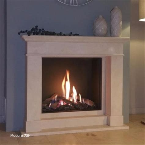 European Homes Fireplaces by European Home Element4 Modore Gas Fireplace Series