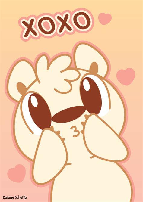 cute xoxo wallpaper xoxo by daieny on deviantart