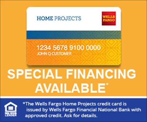 fargo home improvement visa card 28 images fargo wise
