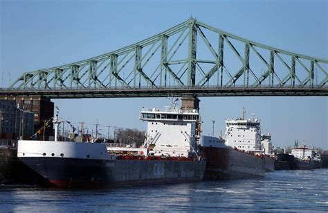 Algoma Mba by As St Seaway Reopens Expect Strong Cargo