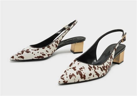 Studded Pointed Slingbacks Heels Charles Keith one of the best january gross sales provides to begin the 12 months with fashion fashion