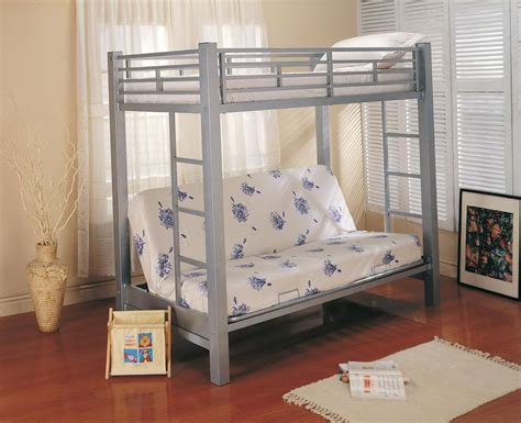 futon metal bunk bed metal futon bunk bed roof fence futons