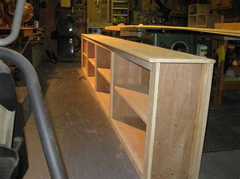 how to build a half wall room divider half wall bookcase page 5 of 6 a concord carpenter
