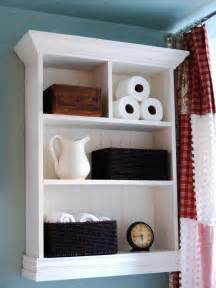 Bathroom Shelves Ideas 12 Clever Bathroom Storage Ideas Bathroom Ideas Designs Hgtv