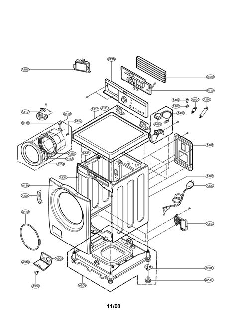 lg dryer parts diagram lg tromm parts diagram wiring diagrams repair wiring scheme