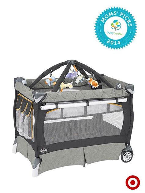Chicco Green Lullaby 174 Lx Playard Midori Play Yard With Changing Table