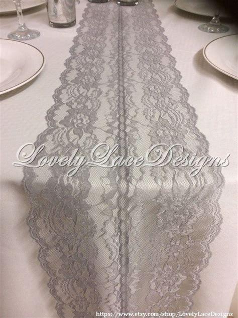 grey table runner wedding best 25 grey wedding decor ideas on grey