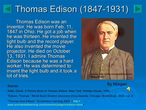 biography thomas edison thomas edison biography for students famous americans