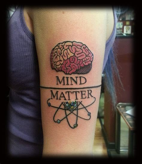 mind tattoo mind matter www pixshark