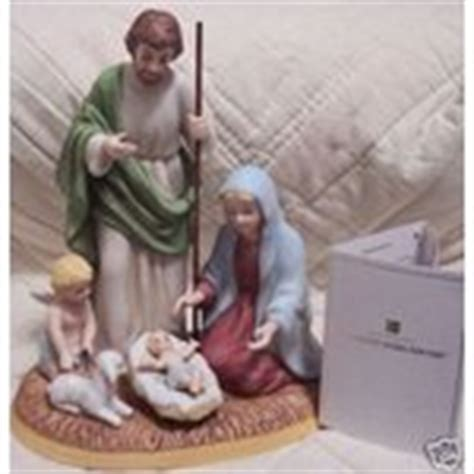 Home Interior Jesus Figurines Home Interior Jesus Prophecy Fulfilled Figurine 40 00 05 05 2007