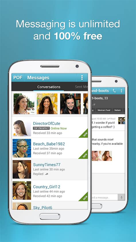 pof apk pof free dating app android apps on play