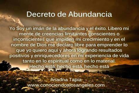 707 best images about oraciones decretos y afirmaciones abundancia espiritualidad y despertar pinterest