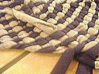 rag rug tutorial no sew secrets of the no sew rag rug house in the suburbs