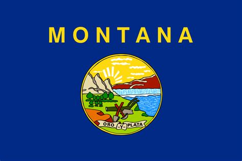 montana state pictures montana flags emblems symbols outline maps
