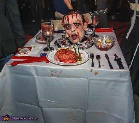 romantic halloween dinner   costume unique diy