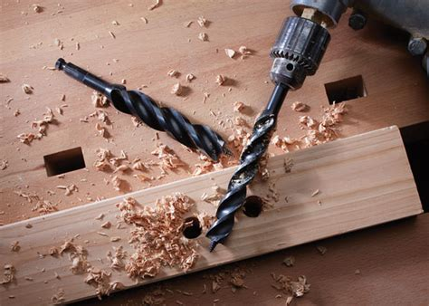 tool test wood owl nail chipper auger bits popular
