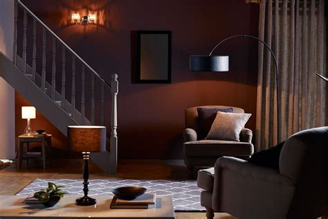 dark living room lighting ideas homescorner com lightening the mood inspiration diy at b q