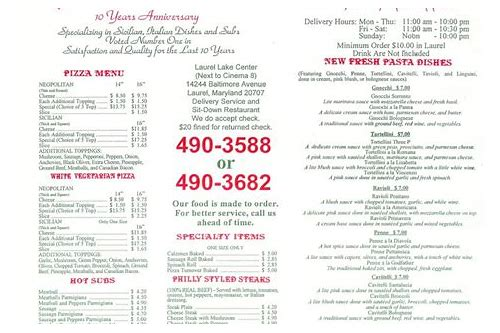 agnes pizza coupons