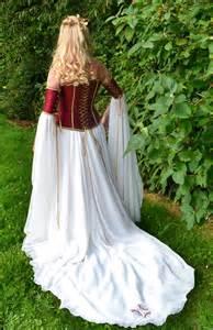Medieval Wedding Dresses Fantasy Wedding Dresses Alternabrides