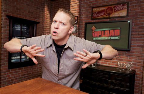 gary comedian comedian gary owen talks working with shaquille o neal in