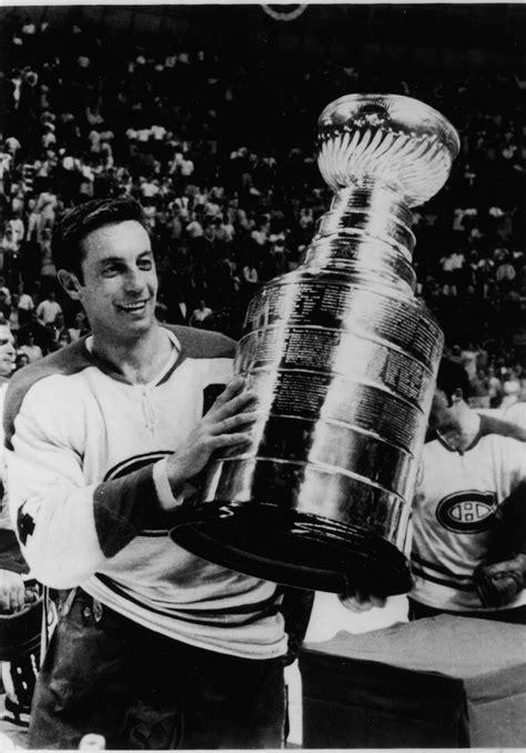 Jean Béliveau, Montreal Canadiens, Hockey Legends, Stanley