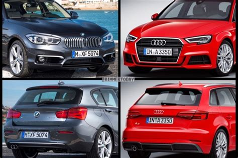 Audi A3 Sportback Unterschied by Bmw 118i Vs Audi A3 Sportback Vs Infiniti Q30