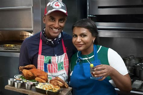 mindy kaling cooking mindy kaling erin andrews colin hanks to star in new