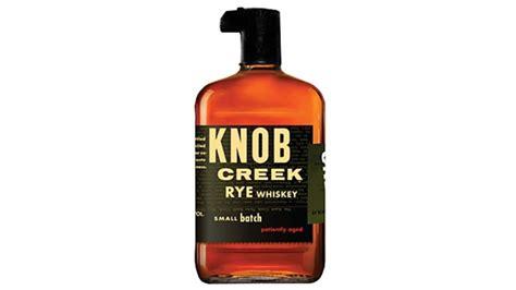 Knob Whisky by Knob Creek Rye Whiskey The 6 Best American Rye Whiskeys