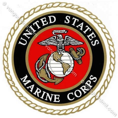 Marine Corps Stickers