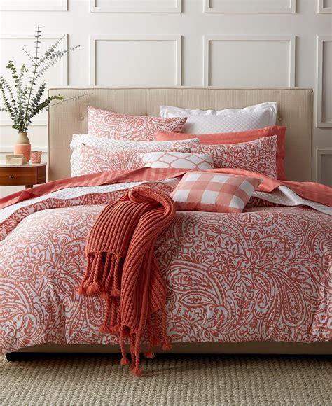 charter club coverlet charter club damask designs paisley hibiscus twin