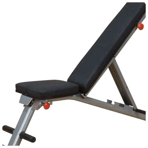 body solid adjustable bench body solid multi use adjustable workout bench gfid225