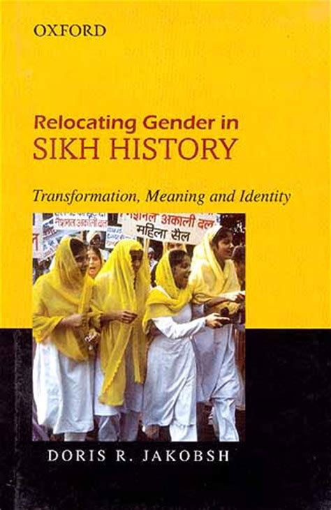 transformations gender and psychology books relocating gender in sikh history transformation meaning