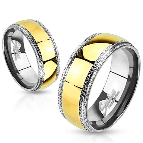 Verlobungsring Herren by Partnerring Verlobungsring Herren Ring Damenring Edelstahl