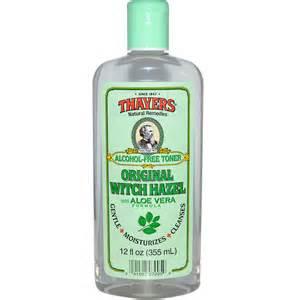 thayers alcohol free toner original witch hazel 12 fl oz 355 ml iherb com
